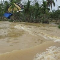 Nằm mơ thấy nước lũ lụt đánh con gì? là điềm báo gì?