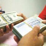 mộng thấy mượn tiền