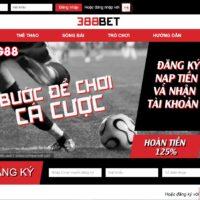 388Bet– Nhà cái cá cược bóng đá hàng đầu Việt Nam