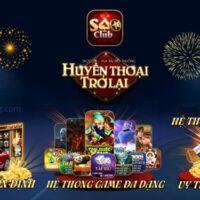 Saoclub: Cổng game đổi thưởng siêu kinh điển